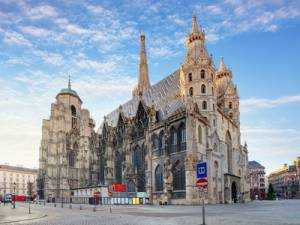 Go Sightseeing in the centre of Vienna