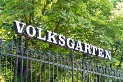 Party im Volksgarten