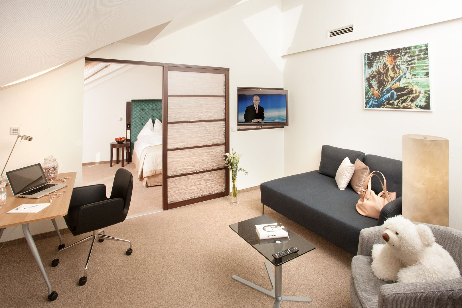 Deluxe Suite Ansicht